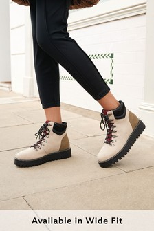 Forever Comfort® Chunky Hiker Boots