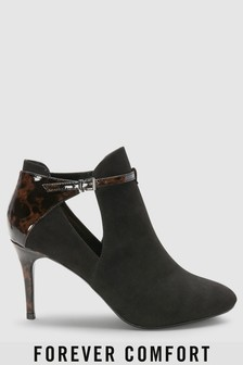 Forever Comfort Open Side Boots