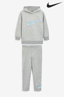Nike Little Kids Graphic Pullover Hoodie Aand Legging Set
