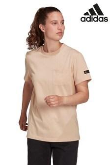 adidas Marri Mekko Metallic T-Shirt