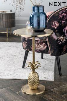 Pineapple Side Table