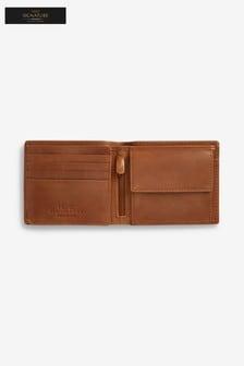 Signature Italian Leather Extra Capacity Wallet