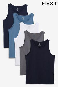 Vests Five Pack