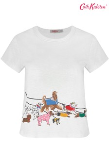 Cath Kidston Park Dogs T-Shirt