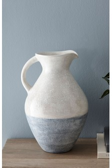 Country Luxe Ceramic Jug