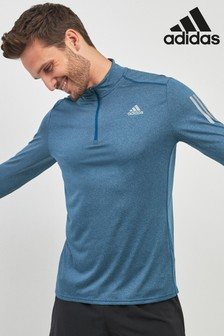 adidas Run Response Long Sleeved 1/4 Zip