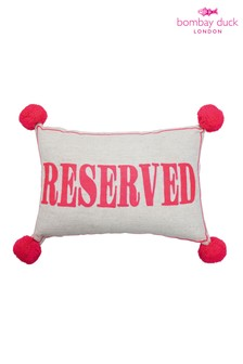 Bombay Duck Reserved Cushion