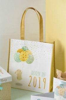 Born In 2019 Reusable Bag
