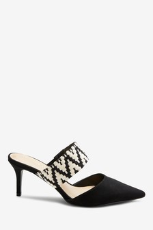 Textured Point Mules