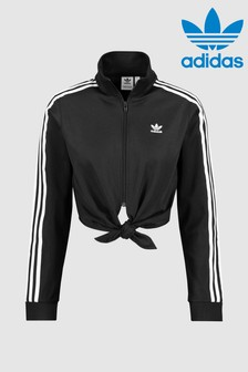 adidas Originals Black Knot Track Top
