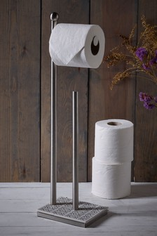 Toilet Roll Holders Free Amp Floor Standing Loo Roll