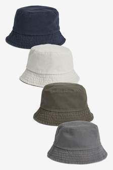 Reversible Bucket Hats Two Pack