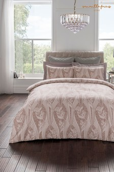 Sam Faiers Tamara Floral Cotton Duvet Cover and Pillowcase Set
