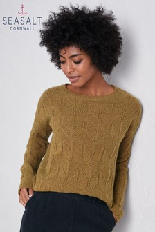 Seasalt  Oak Villanelle Jumper