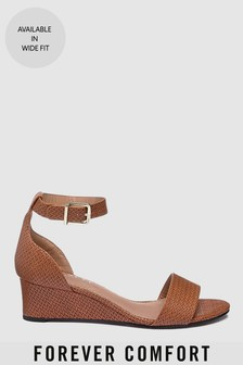 Forever Comfort Simple Wedges