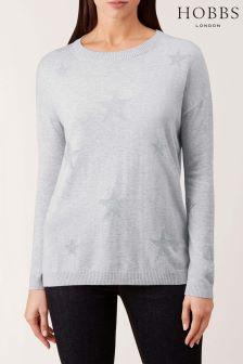 Hobbs Grey Juliet Sweater