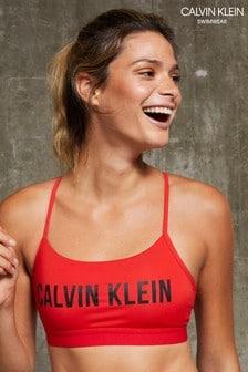 ddb2e07f18e6a Calvin Klein Performance Low Support Sports Bra
