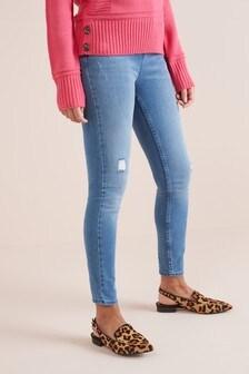 Flex Bi-Stretch Skinny Jeans