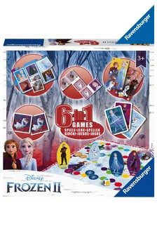Ravensburger Disney™ Frozen 2 - 6-in-1 Games