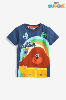 Rainbow Hey Duggee T-Shirt (3mths-7yrs)