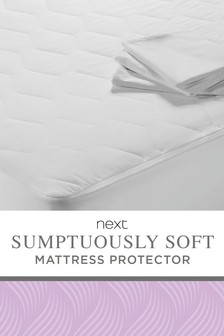 Sumptuously Soft Mattress Protector