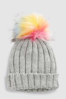 Pom Beanie Hat (Older)