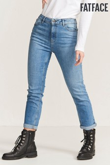 FatFace Chesham Girlfriend Jeans