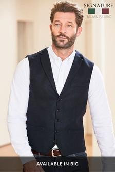 Nova Fides Wool Blend Waistcoat