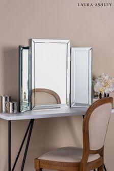 Laura Ashley Gatsby Folding Dressing Table Mirror