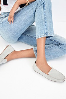 Cosy Lined Moccasins
