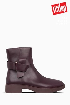 FitFlop™ Red Knot Ankle Boots