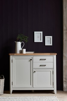 Newhaven Painted Pine Small Sideboard with Drawers