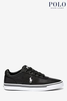 Polo Ralph Lauren Leather Hanford Trainers