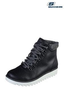 Skechers® Black Mountain Kiss Boots