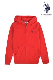U.S. Polo Assn. Fleece Zip Hoody