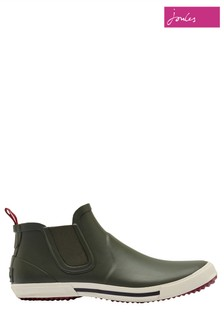 Joules Green Rainwell Short Height Casual Welly