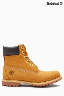 Timberland® Tan 6 Inch Premium Boots