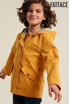 FatFace Yellow Bonnie Jacket