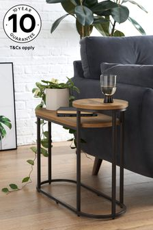 Bronx Tiered Side Table / Bedside