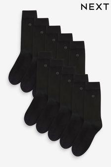 Cushioned Sole Socks Ten Pack