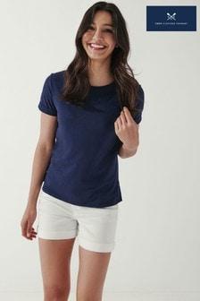 Crew Clothing Company Perfect Crew Slub T-Shirt