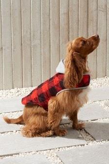 Lumberjack Dog Coat