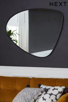 Large Pebble Wall Mirror