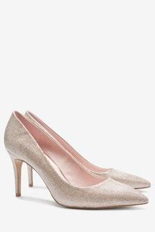 Mid Heel Court Shoes