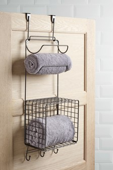 Wire Wall Mounted Towel Store