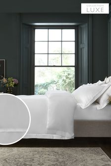 1000 Thread Count Cotton Sateen Collection Luxe Duvet Cover and Pillowcase Set