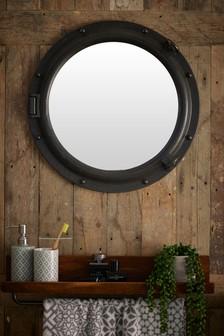 Hudson Porthole Mirror
