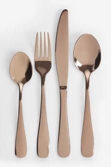 16 Piece Cutlery Set