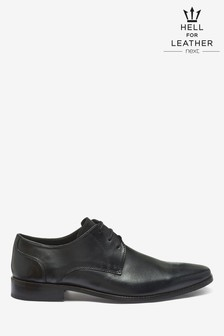 Square Toe Derby Shoes