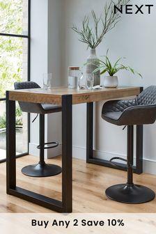 Jefferson Pine Bar Table